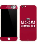 Alabama Crimson Tide iPhone 6/6s Plus Skin