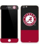 Alabama Crimson Tide Logo iPhone 6/6s Plus Skin