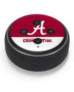 Alabama Logo Large Amazon Echo Dot Skin