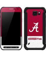 Alabama Logo Large Galaxy S6 Active Skin