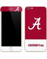 Alabama Logo Large iPhone 6/6s Plus Skin