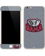 Alabama Mascot Grey iPhone 6/6s Plus Skin