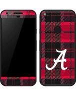 Alabama Plaid Google Pixel Skin