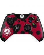 Alabama Polka Dot Xbox One Controller Skin