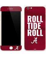 Alabama Roll Tide Roll iPhone 6/6s Plus Skin