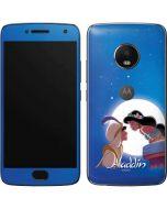 Aladdin and Princess Jasmine Moto G5 Plus Skin