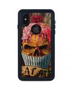 Alchemy - Eat Me iPhone X Waterproof Case