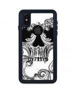 Alchemy - Venetian Mask Of Death iPhone XS Waterproof Case