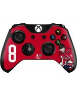Alex Ovechkin #8 Action Sketch Xbox One Controller Skin