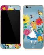 Alice Among The Flowers iPhone 6/6s Skin