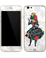Alice Curiouser and Curiouser iPhone 6/6s Skin