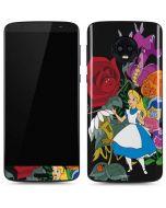 Alice in Wonderland Moto G6 Skin