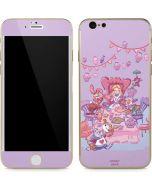 Alice in Wonderland Tea Party iPhone 6/6s Skin
