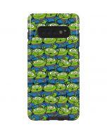 Alien Collage Galaxy S10 Plus Pro Case