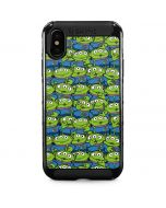 Alien Collage iPhone XS Max Cargo Case