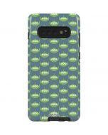 Alien Pattern Galaxy S10 Plus Pro Case