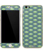 Alien Pattern iPhone 6/6s Skin