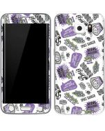 Aliens In Action Galaxy S6 Edge Skin