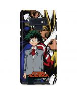 All Might and Deku Galaxy Note 9 Pro Case