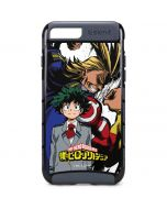All Might and Deku iPhone 8 Plus Cargo Case