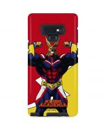 All Might Galaxy Note 9 Pro Case