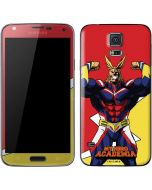 All Might Galaxy S5 Skin