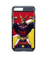 All Might iPhone 8 Plus Cargo Case