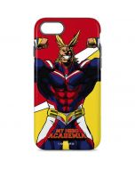 All Might iPhone 8 Pro Case