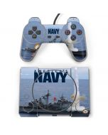 Americas Navy PlayStation Classic Bundle Skin