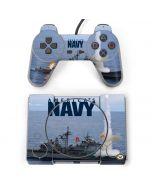 Americas Navy PlayStation Classic Bundle Skin