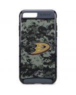 Anaheim Ducks Camo iPhone 8 Plus Cargo Case