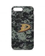 Anaheim Ducks Camo iPhone 8 Plus Pro Case