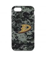 Anaheim Ducks Camo iPhone 8 Pro Case