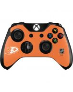 Anaheim Ducks Color Pop Xbox One Controller Skin
