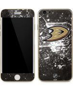 Anaheim Ducks Frozen iPhone 6/6s Skin