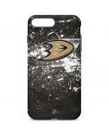 Anaheim Ducks Frozen iPhone 8 Plus Pro Case