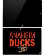 Anaheim Ducks Lineup Surface Pro (2017) Skin