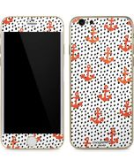 Anchors and Dots iPhone 6/6s Skin