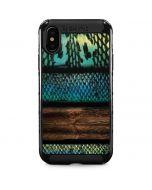 Animal Print Fashion iPhone XS Max Cargo Case