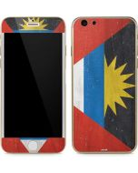 Antigua and Barbuda Flag Distressed iPhone 6/6s Skin