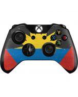 Antigua and Barbuda Flag Distressed Xbox One Controller Skin