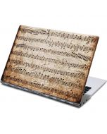 Antique Notes Yoga 910 2-in-1 14in Touch-Screen Skin