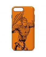 Aquaman Comic Pop iPhone 7 Plus Pro Case