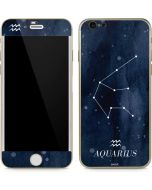 Aquarius Constellation iPhone 6/6s Skin