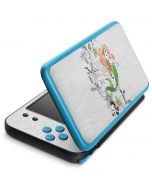 Ariel and Flounder 2DS XL (2017) Skin