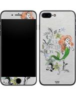 Ariel and Flounder iPhone 8 Plus Skin