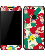 Ariel and Flounder Pattern Google Pixel Skin