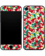 Ariel and Flounder Pattern iPhone 7 Skin