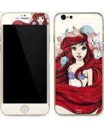 Ariel Illustration iPhone 6/6s Skin