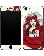Ariel Illustration iPhone 7 Skin